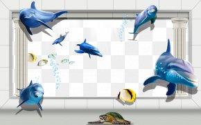 3D Mural PNG
