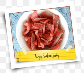 Tangy - Jerky Smoked Salmon Food Recipe Paleolithic Diet PNG