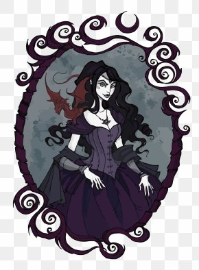 Vector Witch - Lenore Gothic Fiction Gothic Architecture Gothic Art PNG
