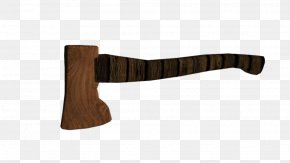 Minecraft Pickaxe Handle Wood PNG