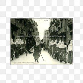 Procession - Misteri Di Trapani Procession Text Photography PNG