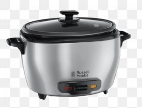 Kettle - Russell Hobbs Rice Cookers Toaster Home Appliance PNG