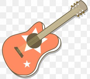 Acoustic Guitar - Acoustic Guitar Ukulele Tiple Cuatro PNG