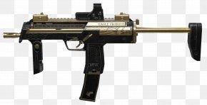 Ak 47 - Alliance Of Valiant Arms Trigger AK-47 Light Machine Gun Weapon PNG