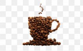 Coffee Beans - Coffee Bean Tea Cafe Chocolate Milk PNG