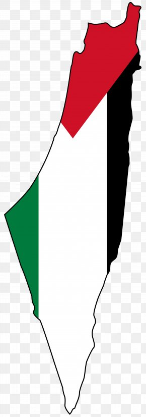 Get Palestine Flag Pictures - Israel State Of Palestine Mandatory Palestine Flag Of Palestine Map PNG