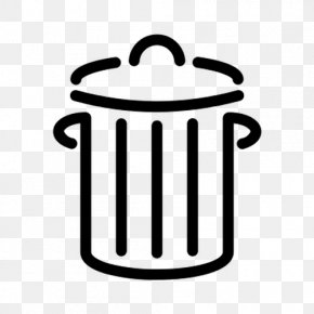 Trash Can Icon - Kettle Cookware Tennessee Clip Art PNG