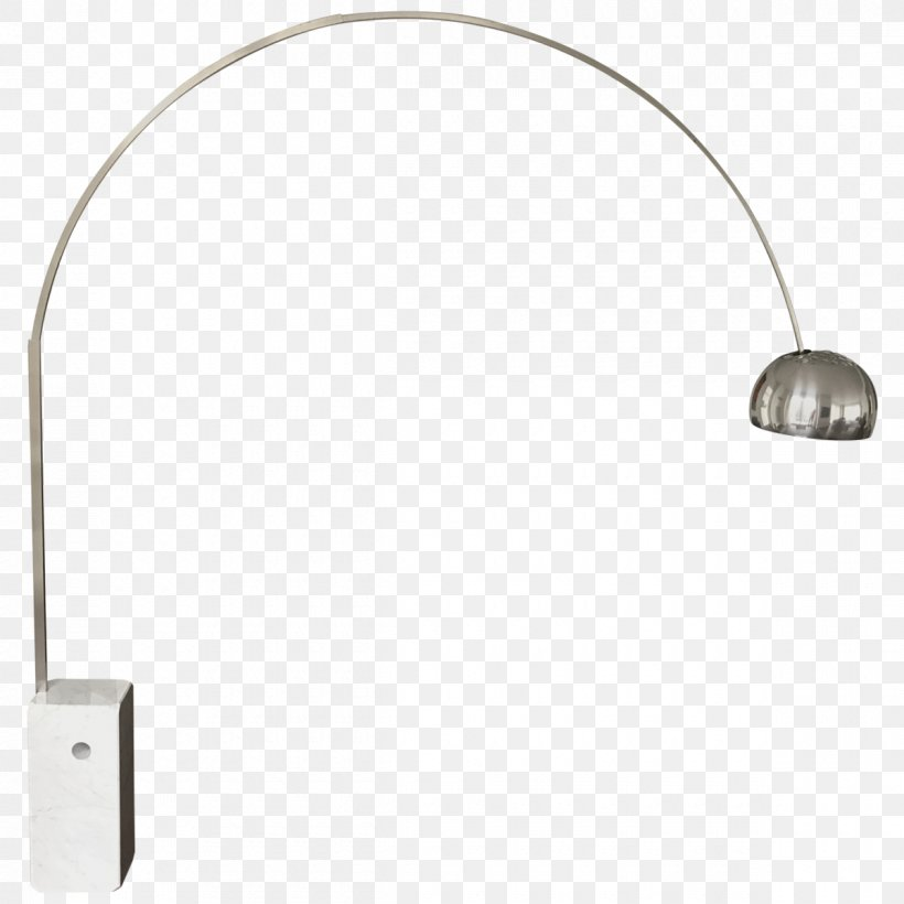 Arco Light Fixture Flos Lighting Png