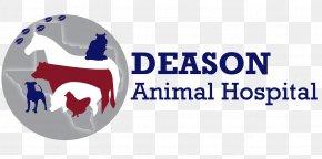 Dog - Deason Animal Hospital Dog Cat Horse Logo PNG