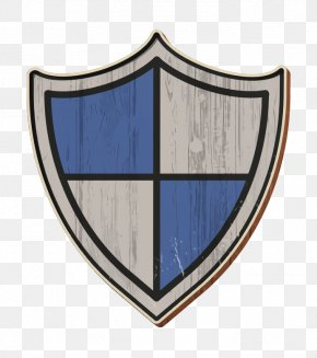 Badge Crest - Facebook Icon Fb Icon Security Icon PNG