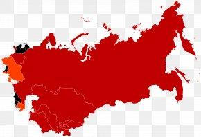 Soviet Union - History Of The Soviet Union Flag Of The Soviet Union Russian Revolution Second World War PNG