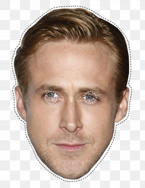 Ryan Gosling Pic - Ryan Gosling Celebrity Mask PNG