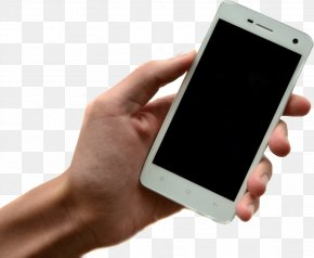 Smartphone In Hand Image - Smartphone Android Telephone PNG