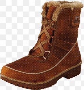 Hiking Boot Fur - Footwear Boot Snow Boot Shoe Brown PNG