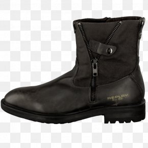Boot - Motorcycle Boot Slipper Chelsea Boot Shoe PNG