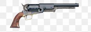 Handgun - Revolver Colt Walker A. Uberti, Srl. Colt Single Action Army Black Powder PNG