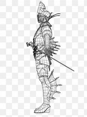Amphibians - Sketch Line Art Illustration Tree Cartoon PNG