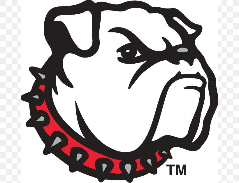 Georgia Bulldogs Football University Of Georgia Logo Floridau2013Georgia Football Rivalry, PNG, 678x627px, Georgia Bulldogs Football, Artwork, Bulldog, Decal, Division I Ncaa Download Free
