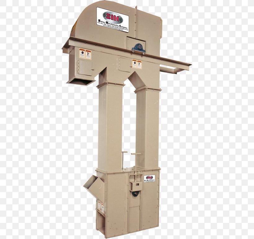 Machine Bucket Elevator Conveyor System Manufacturing, PNG, 423x772px, Machine, Automation, Bucket, Bucket Elevator, Bulk Material Handling Download Free