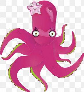Magenta Pink - Octopus Giant Pacific Octopus Pink Octopus Magenta PNG