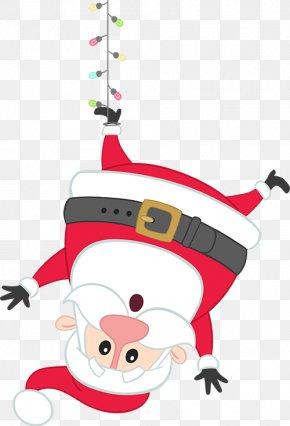 Santa Claus - Santa Claus Christmas Ornament Page Layout Clip Art PNG