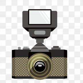 Mechanical Camera - Camera Lens Photography PNG
