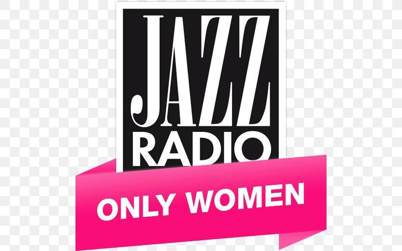 Logo Jazz Radio Png 512x512px Logo Area Banner Brand Female Download Free