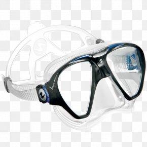 Mask - Aqua-Lung Scuba Set Diving & Snorkeling Masks Scuba Diving Aqua Lung/La Spirotechnique PNG