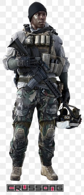 Soldier - Battlefield 4 Battlefield 3 Battlefield: Bad Company 2 Battlefield 1 Video Game PNG