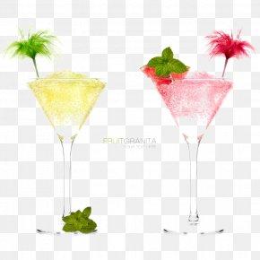 Color Cocktail Drink - Cocktail Martini Mojito Vodka Granita PNG