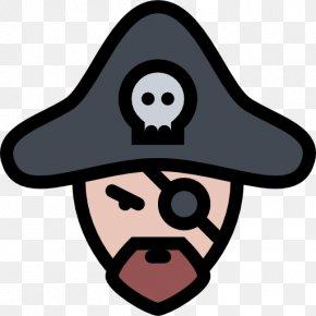 Piracy Boy - Piracy Banditry Clip Art PNG