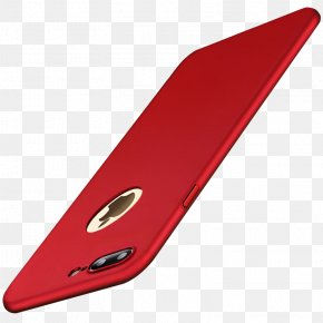 Apple Phone Red - Samsung Galaxy S8+ IPhone 7 Plus IPhone 6S PNG
