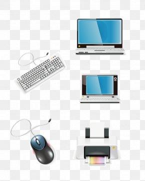 Vector Computer Keyboard - Computer Monitor Icon PNG
