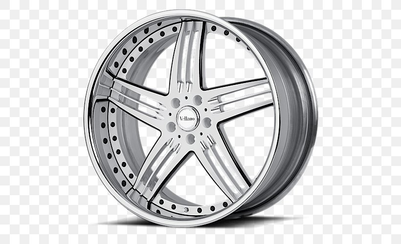 Alloy Wheel Car Rim Spoke Custom Wheel, PNG, 500x500px, Alloy Wheel, American Racing, Auto Part, Automotive Tire, Automotive Wheel System Download Free