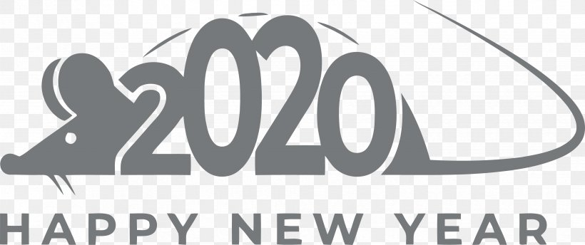 Happy New Year 2020 Happy 2020 2020, PNG, 3310x1389px, 2020, Happy New Year 2020, Company, Happy 2020, Logo Download Free