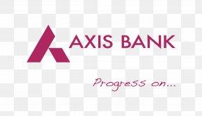Axis Bank Logo - Logo Brand Font Pink M Line PNG