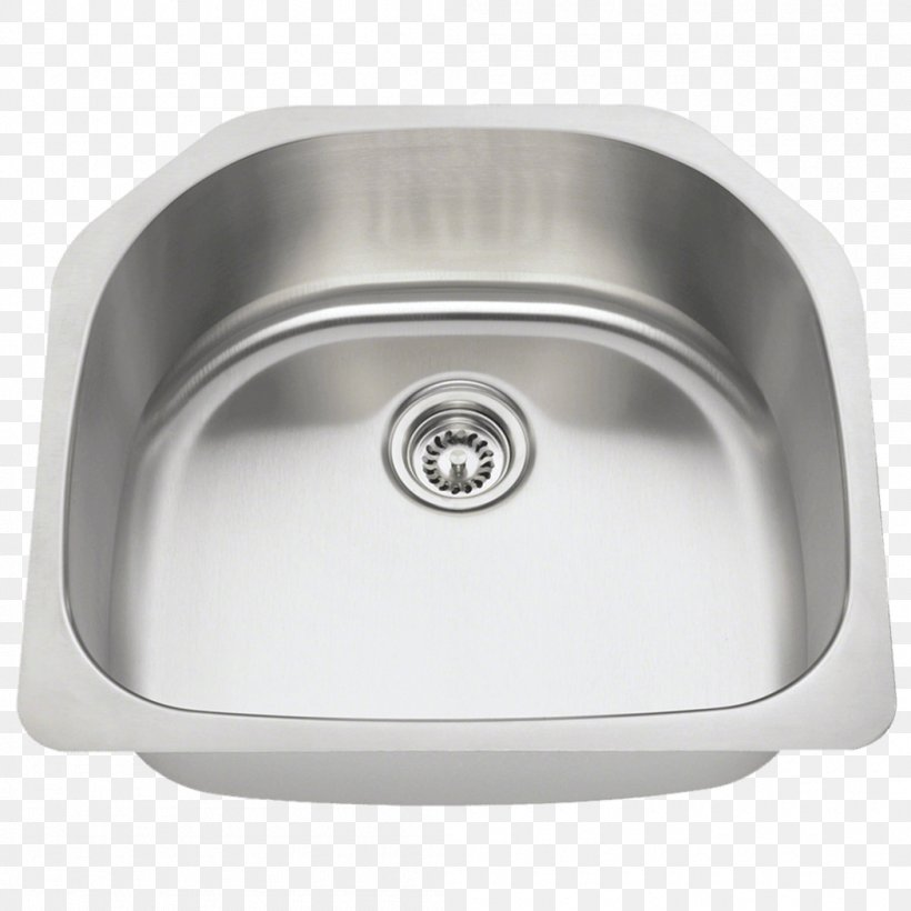 Kitchen Sink Stainless Steel Kitchen Sink, PNG, 1050x1050px, Sink, Bathroom Sink, Bowl, Bowl Sink, Brushed Metal Download Free