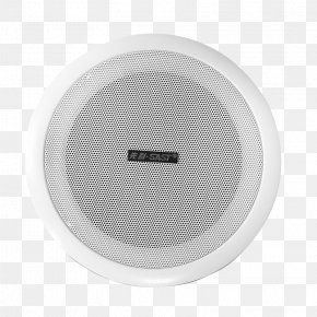 Ceiling Speaker - Audio Equipment Circle Electronics PNG