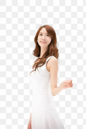 Girls Generation - Im Yoon-ah Model Dress Clothing Torso PNG