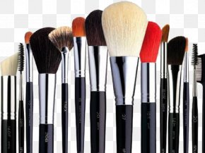 Makeup Image - Makeup Brush Cosmetics Eye Shadow PNG
