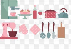 Kitchen Tools - Red Wine Coffee Kitchenware Tool PNG