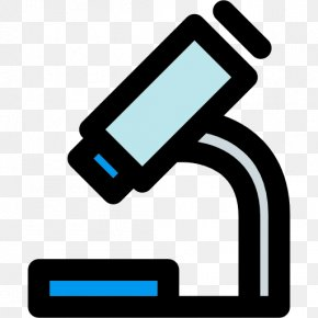 Cartoon Microscope - Microscope Icon PNG