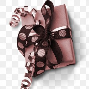 Bow Decoration Gift - Gift Christmas Ribbon Box Paper PNG