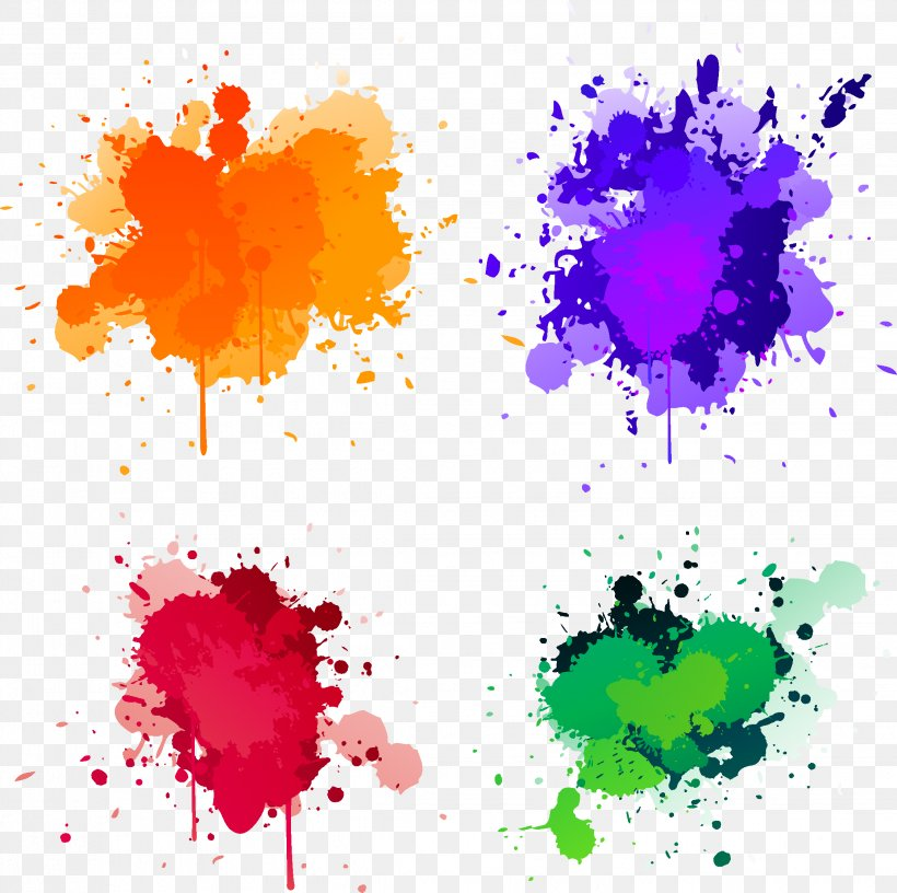 Splash Paint Royalty-free Illustration, PNG, 2244x2234px, Paint, Abstract Art, Aerosol Paint, Aerosol Spray, Art Download Free