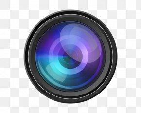 Digital Camera Optical Instrument - Lens Flare PNG