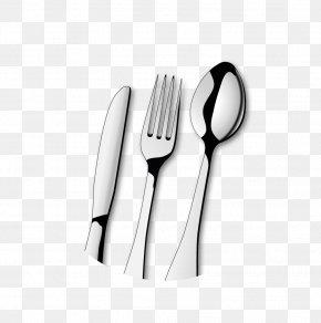 Vector Knife And Fork Spoon Tableware - Fork Tableware Spoon CorelDRAW PNG