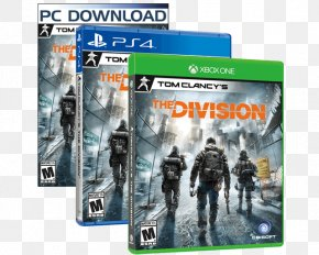 Xbox - Tom Clancy's The Division Xbox One PlayStation 4 Video Game PNG