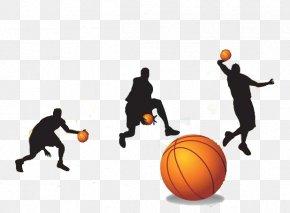 Playing Basketball - Basketball Dribbling Sport PNG