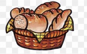 Bread - Breakfast Croissant White Bread Rye Bread PNG