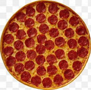 Pizza - Pizza Sausage Italian Cuisine Ham Salami PNG